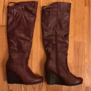 Shoedazzle Lindsey boots